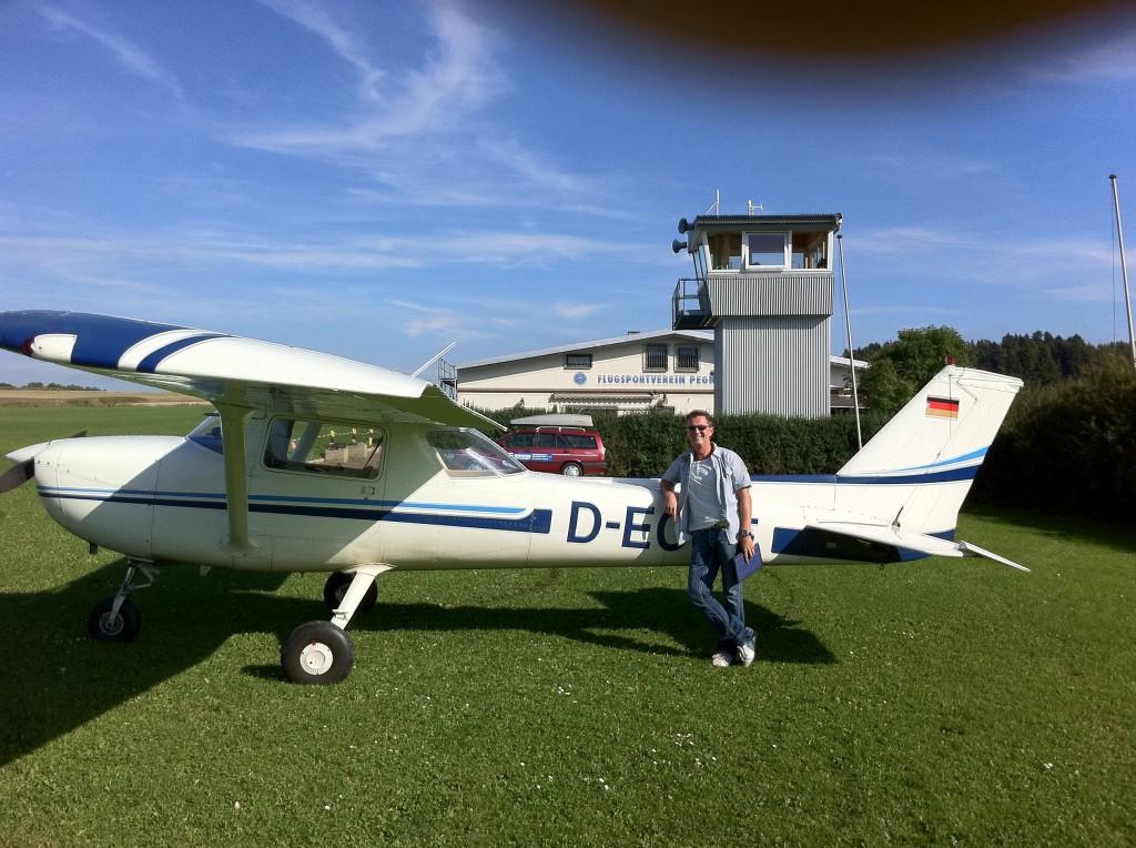 Cessna 150 und ich